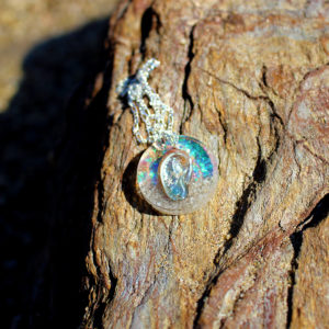 """Pendentif """"Little ormeau"""" - bijoux galatée merveilles - pendentif de sirène - bijoux de sirène - bijoux coquillage - bijoux fantaisies - colliers de sirène"""